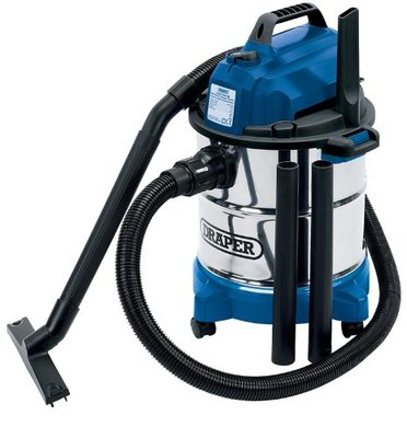 Draper 13785 Wet & Dry Vacuum Cleaner