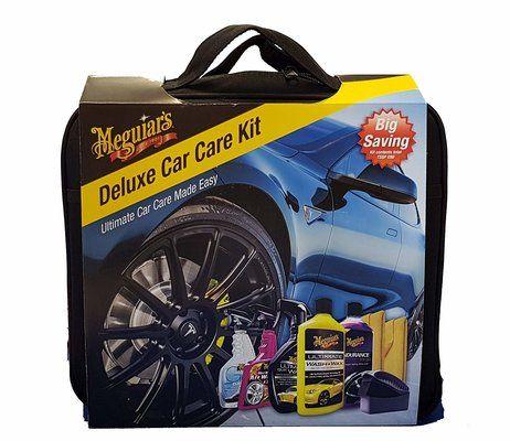 Meguiar's Deluxe Car Care Kit