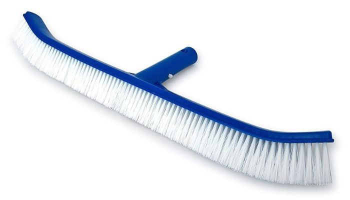 pool brush attachment