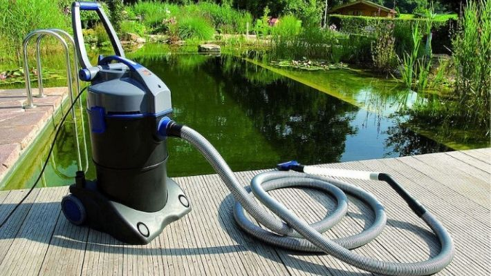 Things to Consider When Buying a Pond Vacuum Cleaner