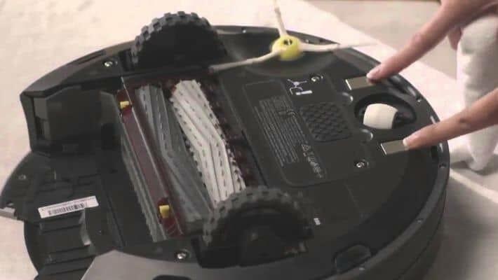 Clear The Sensors Robot Vacuum
