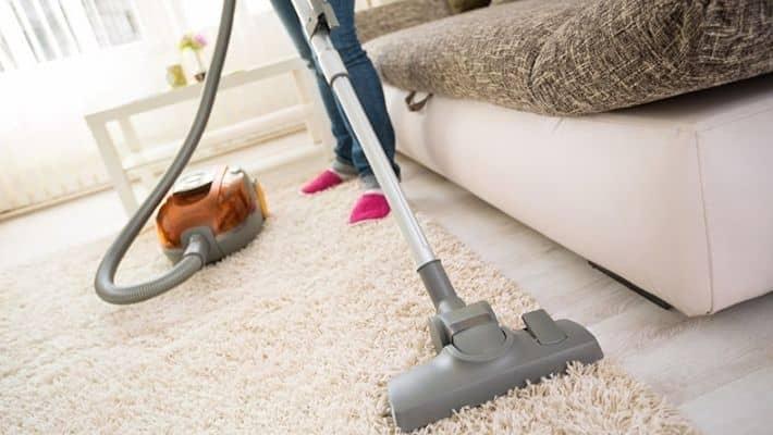 Remove Carpet Indentations