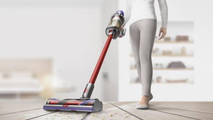 vacuum cleaner Pressure